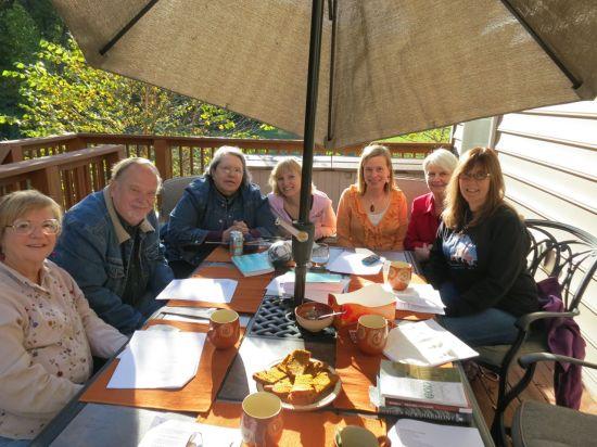 The Iona spiritual growth group