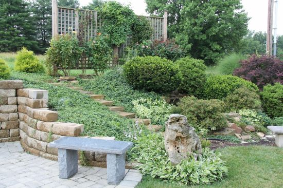 stlc prayer garden