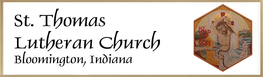 St. Thomas ELCA Lutheran Church
